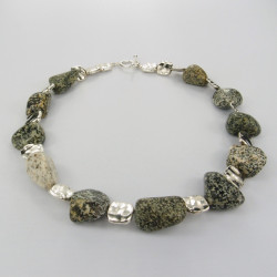 Steinkette Engadin (Flaz)